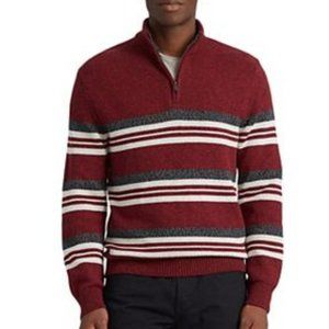 XXL or XL Men's Chaps Mockneck Pullover Sweater
